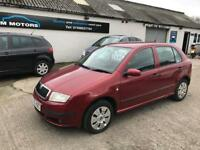 Skoda fabia 1.9 tdi 2005 PX TO CLEAR