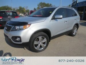 2013 Kia Sorento EX AWD - LEATHER/CAMERA/BLUETOOTH