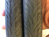 1 x Pair Specialized All Condition Armadillo Road Bicycle Tyres 700 x 28c