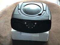 Personal Radio CD Player