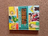 Regrettable superheroes book brand new
