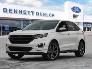 2016 Ford Edge SPORT-MOON ROOF-NAV