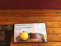LG Ultra HD 4K 49 inch LED Edge Lit TV - 49UF770V