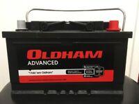 ****New Heavy Duty Car Battery 650A 72AH 12V Cost £105*****