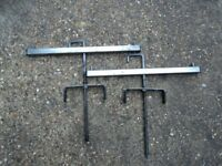 CLAMPS FOR VEHICLE ROOF RACK x 2