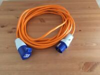 MAYPOLE 10 Metre Electric Mains Hook Up Camping Gear in Paignton