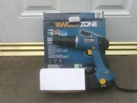 CORDLESS DRILL WITH CHARGE £25