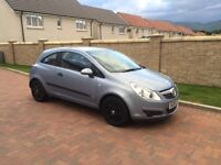 VAUXHALL CORSA 1 LITRE WITH LOW MILEAGE