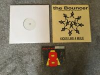 UK dance / rave Vinyl triple pack