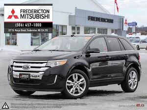 2013 Ford Edge LIMITED! REDUCED! LEATHER! NAV!