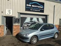 Peugeot 206 s 1.4 2004 IDEAL 1ST CAR
