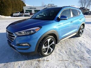 2017 Hyundai Tucson SE 1.6 TURBO AWD TOIT PANORAMIQUE