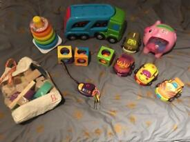 Baby toddler toy bundle make it offer