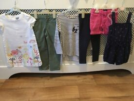 Girls Aged 4 Spring / Summer Bundle