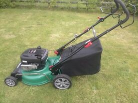 SOLD ......Qualcast 625e self-propelled lawn mower