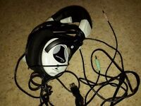 Turtle beach x11 ear force for xbox 360