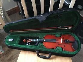Stentor 1/8 size Violin