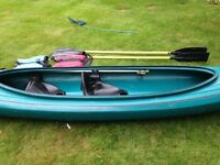 Perception Kiwi 2 Family Canoe or single