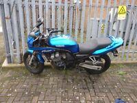 Yamaha Fazer 600cc 2001 for sale