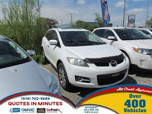 2009 Mazda CX-7 GT | SUNROOF | LEATHER