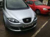 Seat altea tdi 100 bhp really good condition