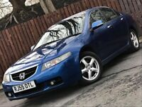 **DIESEL** HONDA ACCORD 2.2 CDTI EXECUTIVE 12 MONTH MOT SERVICE HISTORY**