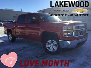 2015 Chevrolet Silverado 1500 LT (Tinted Windows, Bluetooth)