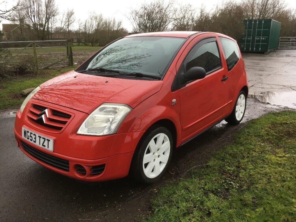 CITROEN C2 GT - NEW MOT - RARE CAR | in Portishead, Bristol | Gumtree