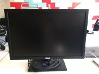 "Dell 22"" Monitor with movable stand"