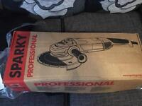 "9"" angle grinder new"