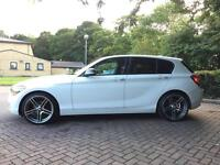 BMW 118d sport auto fully loaded