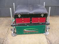 maver pole fishing seatbox