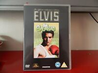 COLLECTORS EDITION OF ELVIS IN KID GALAHAD DVD