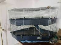 Large guinea pig / small rabbit indoor cage