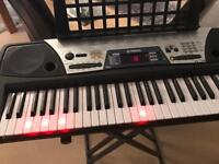 Yamaha EZ 150 key-lighting Keyboard mint condition like new