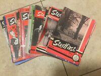 Stedfast Magazines