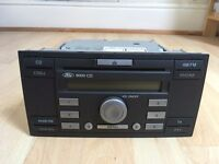 Ford 6000 CD player unit with code **GOOD CONDITION £30ono**