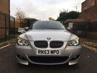 BMW 5 SERIES AUTOMATIC Msport kit