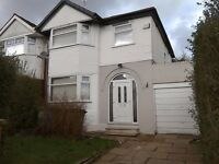 Large Semi Detached House with a Double Story Extension