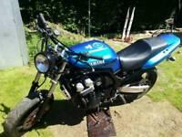 Yamaha fazer 600cc 2002