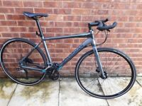 Boardman Hybrid Comp, Nearly New, Size M, Excellent Condition