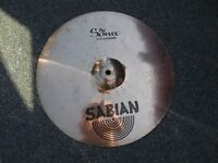 "Sabian Pro Sonix 16"" Crash Cymbal"