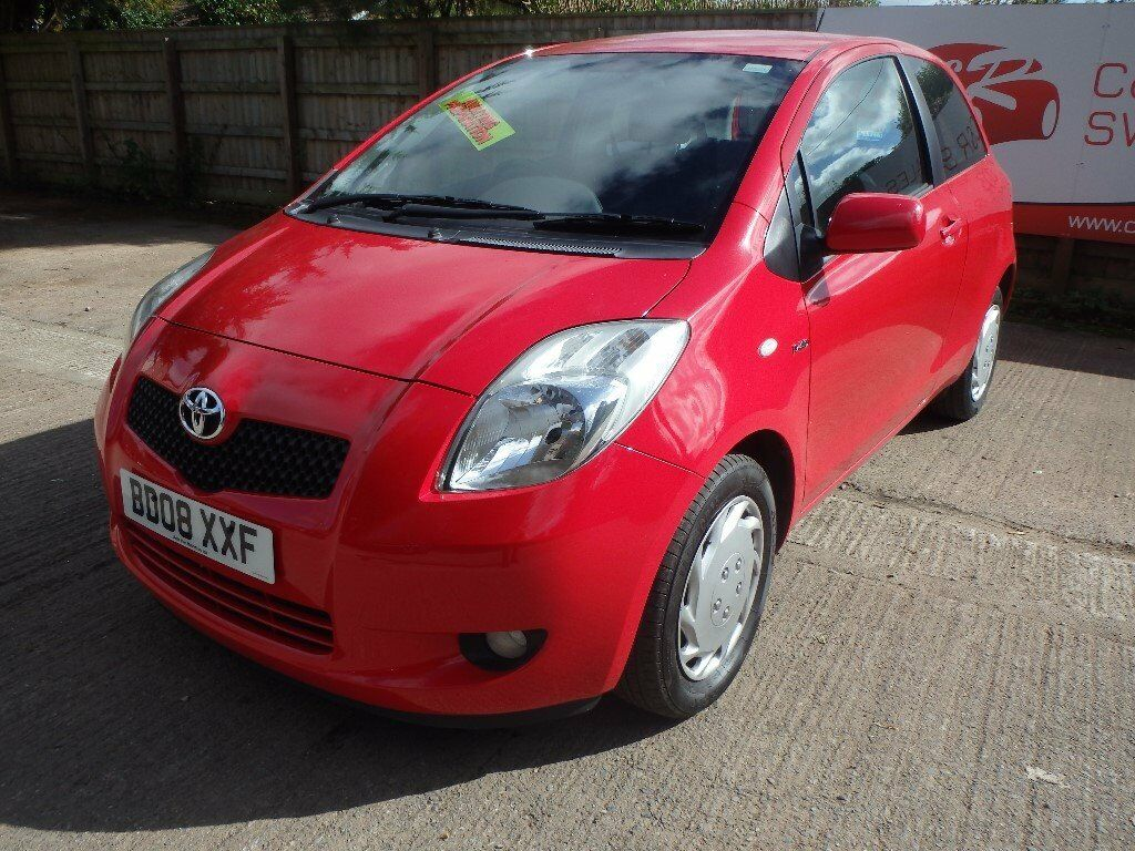 2008 Toyota Yaris diesel LOW MILEAGE