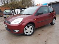 Ford Fiesta ZETEC - 1.4 Petrol - ONLY 62,000 WARRANTED MILEAGE! 2 Keepers, Excellent condition