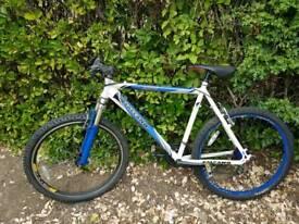 Mountain bike 18 gears