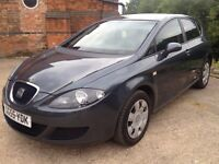 Seat Leon 2005 1.6 Drives Well
