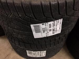 285/30/20 Pirelli SottoZero Winter 240 *Performance Winter Tires*