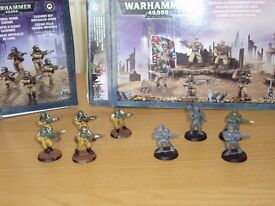 Warhammer 40,000 Imperial Guard - Cadians
