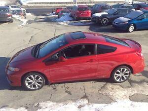 2012 Honda Civic Si Performance Style NAVI