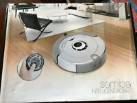 Samba intelligent vacuum cleaner